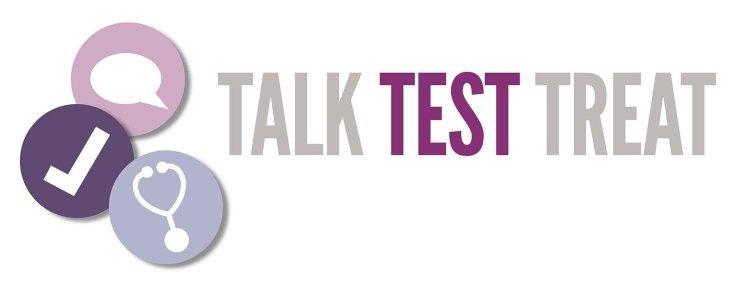 Talk Test Treat Logo