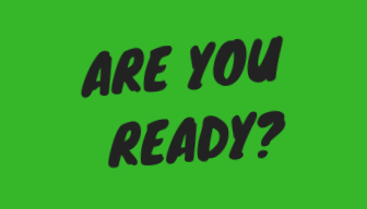 Are you ready_
